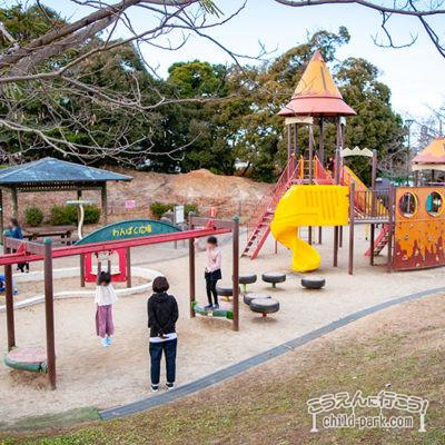 桧原運動公園のわんぱく広場