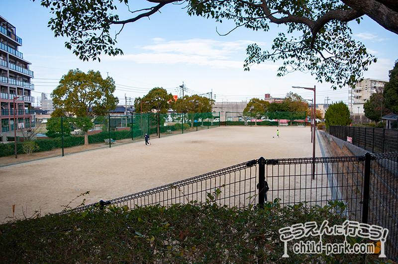 桧原運動公園の自由広場