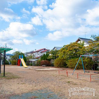 さわら台 東公園の遊具のスペース