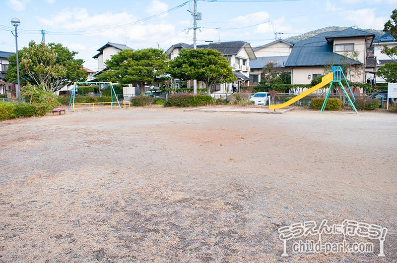 さわら台西公園の運動スペース