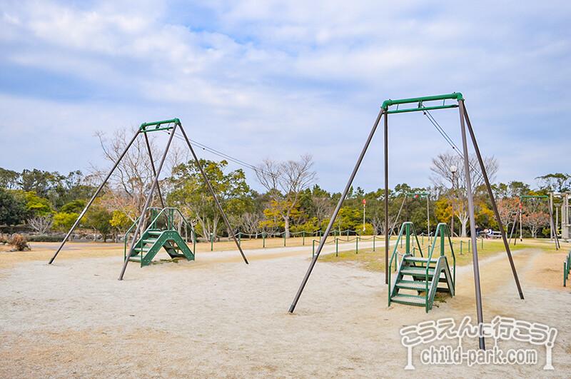 今宿運動公園 ターザンアドベンチャー