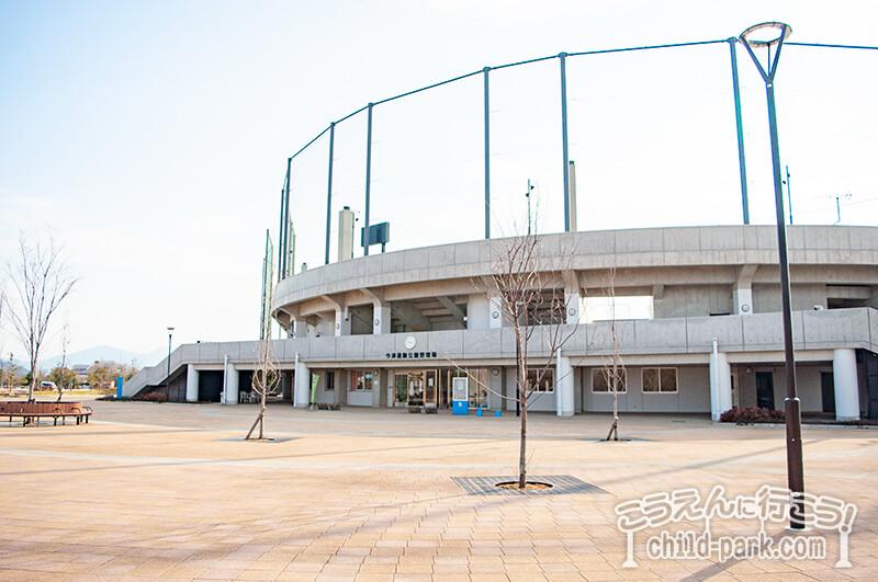 今宿運動公園野球場