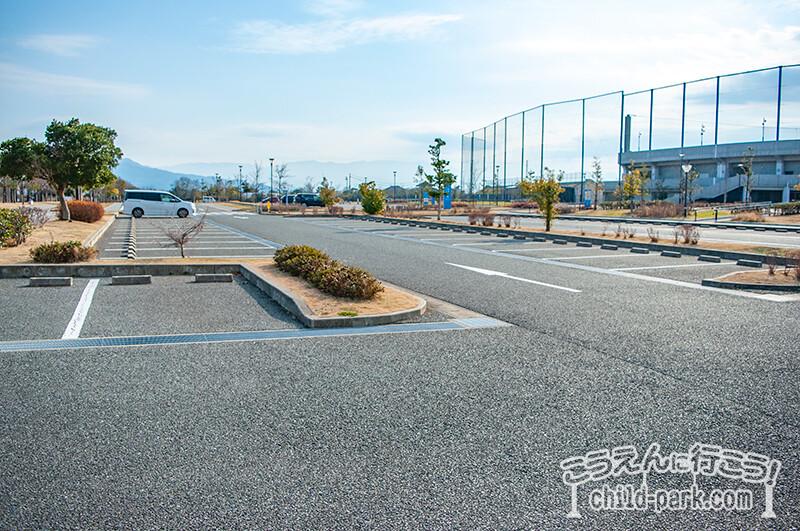 今宿運動公園 駐車場