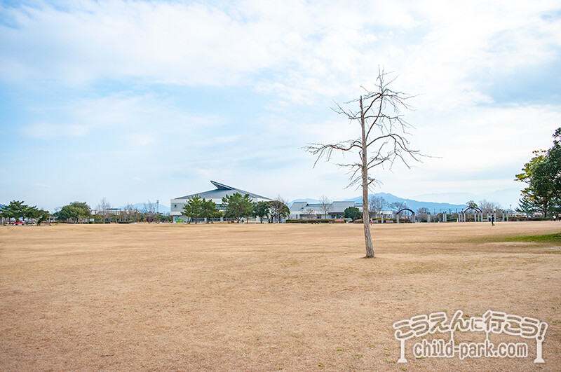 今宿運動公園 多目的広場
